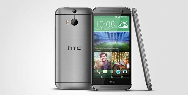 HTC、旗艦スマホ「HTC One (M8)」を披露、ツインカメラとメタリックデザイン