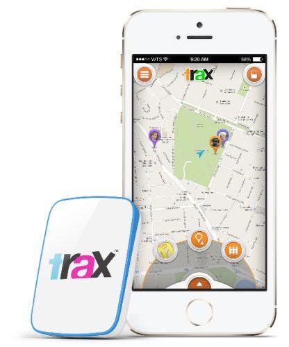 子供とペットがどこにいるかすぐわかる、個人追跡機器「Trax」