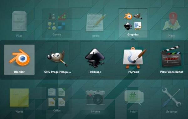 【LinuxTutorial】GNOME 3.12、Ubuntu 14.04ベータ2、OpenMandriva Lx 2014.0