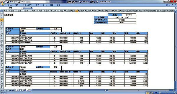 プロジェクト中心 ERP「MA-EYES」に在庫管理機能が追加