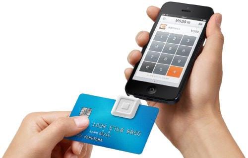 モバイル決済サービス「Square」
