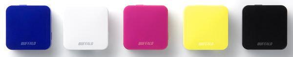 バッファローから、ホテルの部屋で専用 Wi-Fi を構築できる極小ルータなど