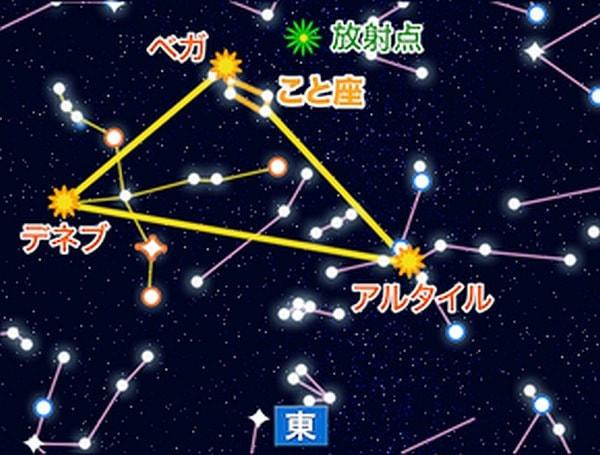 4月22日は「4月こと座流星群」 ― ウェザーニューズ、全国の天気傾向を発表