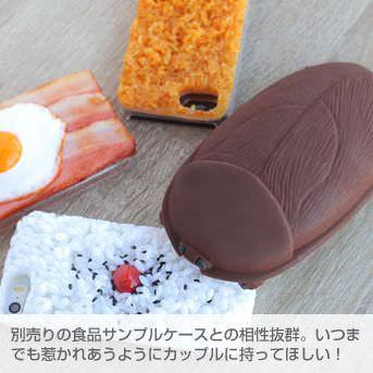 食品サンプル iPhone ケースと似合い過ぎ