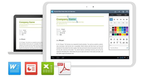 iPad で使えるオフィスアプリ「POLARIS Office」に基本無料のフリーミアム版