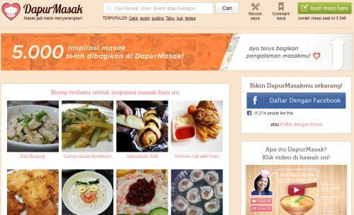 クックパッド、シンガポールのレシピサービスを完全子会社化―インドネシアへ本格展開