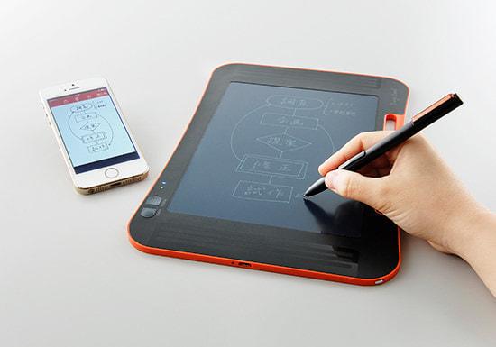 電子メモパッド「ブギーボード」の Bluetooth モデル、キングジムが輸入販売