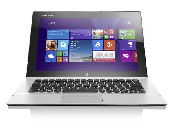 レノボ、重さ 800g の11.6 型 Windows タブレット「Miix 2 11」、キーボードドック付き