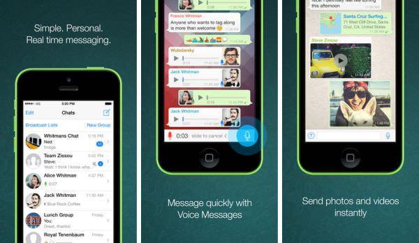 WhatsApp、アクティブユーザーが5億を突破、1年間で2.5倍に