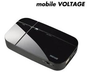 マクセル、無線 LAN ルーターにもなる多機能 Wi-Fi モバイルバッテリ