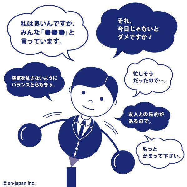 今年の新入社員は、周囲とのバランスを重視する「ヤジロベエ型」―エン・ジャパン調査