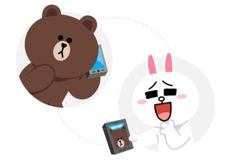 iPhone 版 LINE、割安に電話がかけられる「LINE 電話」機能を追加-- Android 版に続く