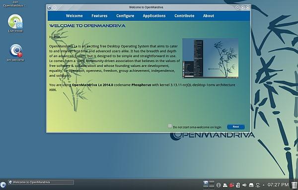 2. OpenMandriva Lx 2014.0