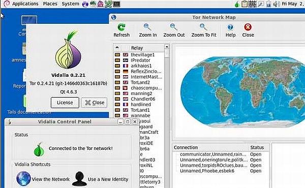 【LinuxTutorial】スノ―デン氏愛用の Tails が1.0に、OpenMandriva Lx 2014.0 と Debian 7.5 のリリース