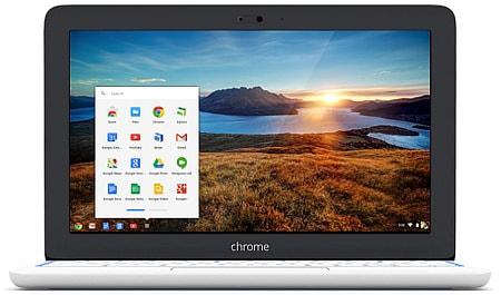 Google、Chromebook の新ラインナップを発表