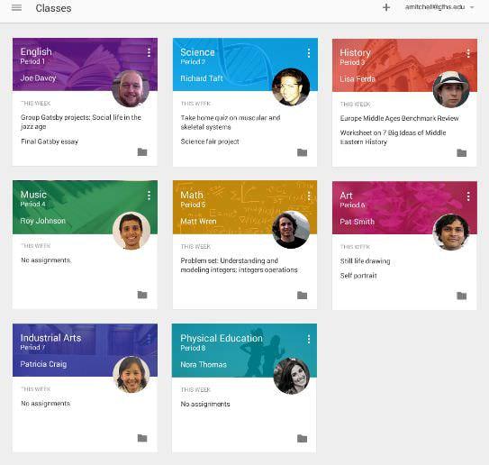 Google、教師向けツール「Classroom」のプレヴュー版を公開