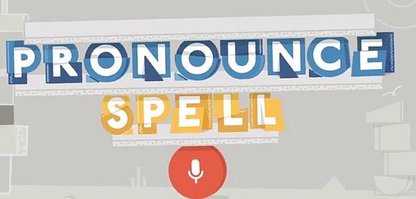 ゲームのゴールは、耳で聞いた言葉を正しく綴り、言語タワーを高く積み上げること