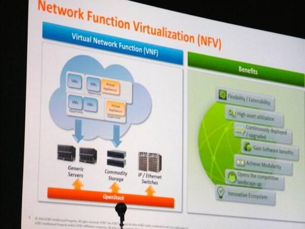 OpenStack は AT&T にとって、NFV へのゲートウェイとなるかもしれない