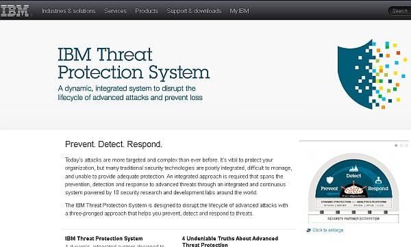 IBM、サイバー脅威への対策を強化する包括的なソフトとサービス