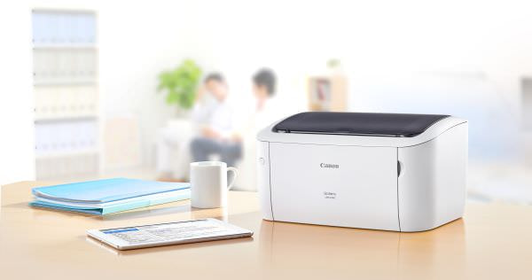 キヤノン、国内最小 Wi-Fi 白黒レーザープリンター「Satera LBP6040」など6機種を発表