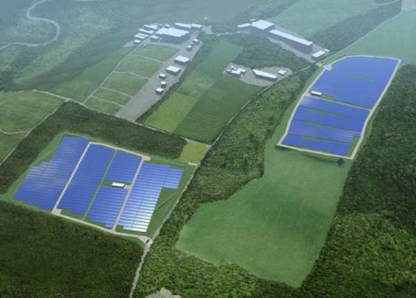 NTT ファシリティーズ、群馬県前橋市に太陽光発電所を建設