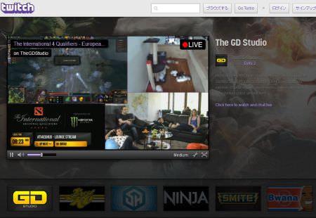 YouTube がビデオゲームストリーミング配信サービスの Twitch を買収か