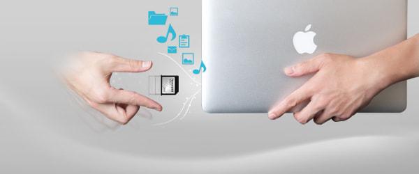 トランセンド、MacBook のスロットにぴったりの SD カード「JetDrive Lite」発売、ストレージ拡張用