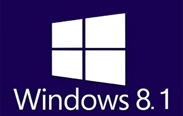 8. Windows 8.1 が搭載されている
