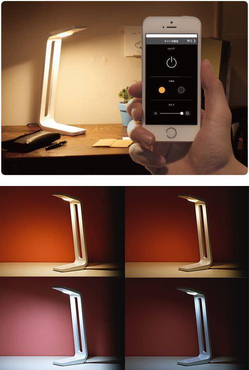 明るさ/色の調整も専用アプリで (出典:PFU)