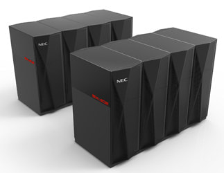 NEC、東北大/大阪大/国立環境研究所に新型スパコン「SX-ACE」を納入