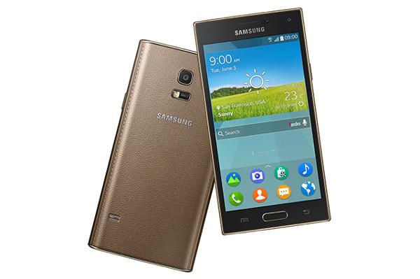 初の「Tizen」スマホが登場、指紋・心拍センサ備えた「Samsung Z」
