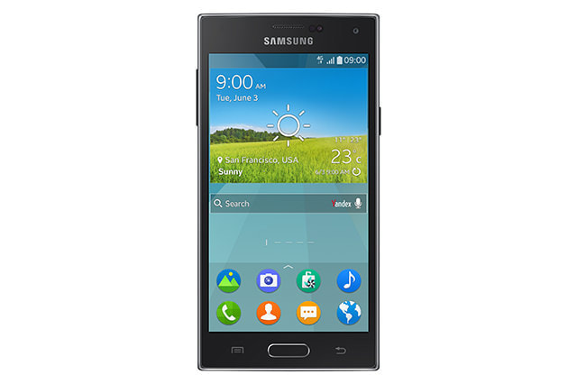 Samsung Z 前面