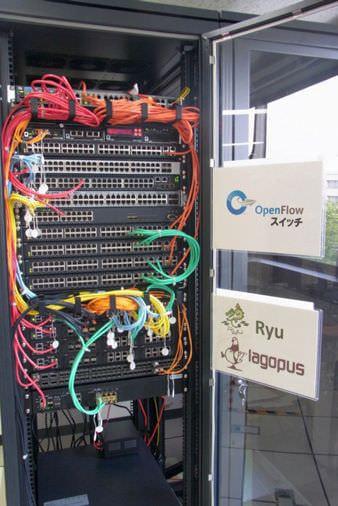 NTT、OpenFlow 準拠の SDN ソフトウェアスイッチを OSS として公開