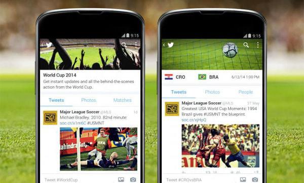 さてそろそろ…Twitter、W 杯特別仕様に、応援チームの国旗つきツイートなどが可能