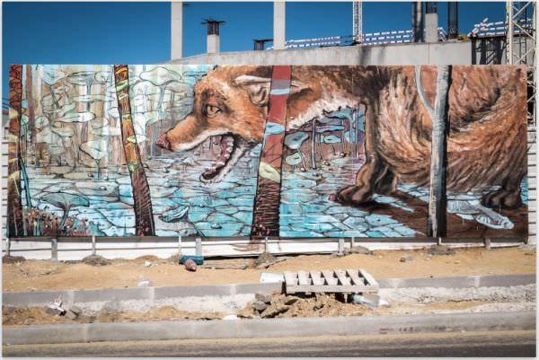 世界中がキャンバス、Google のストリートアートプロジェクト