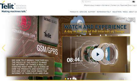 英 Telit、ATOP 事業の新たな主要製品「ATOP 3.5G」を発表