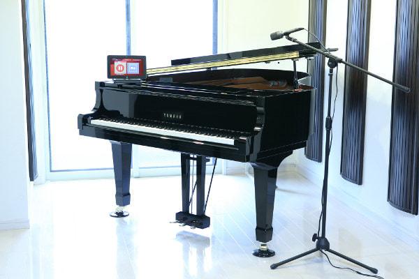 ヤマハらしい--グランドピアノの演奏に特化したクラウド録音・共有サービス「即レコ Piano」