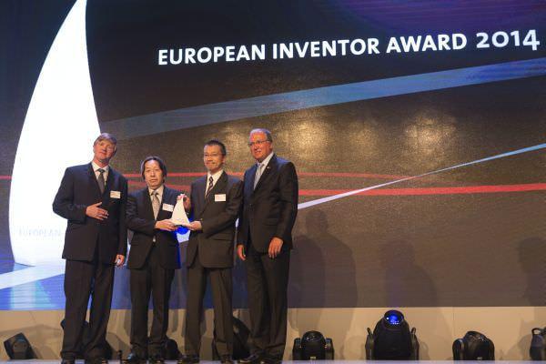 デンソーウェーブの QR コード開発者、原氏が日本人初の欧州発明家賞を受賞