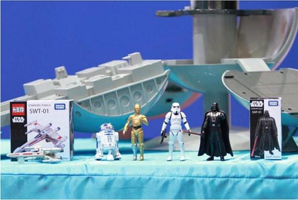 東京おもちゃショー2014のタカラトミーブース