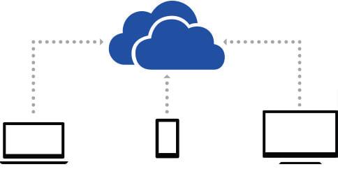 MS、オンラインストレージ「OneDrive」の無料容量を 15GB に拡大 --25GB に戻るのはいつの日か