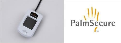 PalmSecure 外観