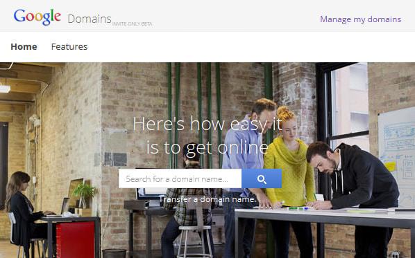 Google が独自のドメイン名登録サービス開始-- パートナー GoDaddy.com の心中やいかに