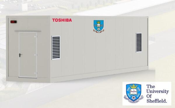 東芝、系統周波数調整実証試験向けに蓄電池を受注