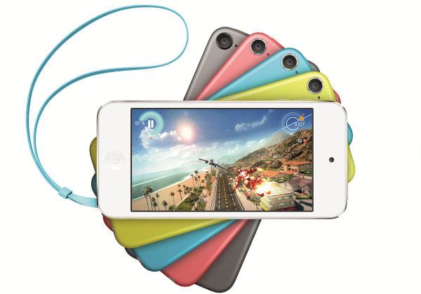iPod touch に低価格な改良モデル、上位モデルも最大8,000円値下げ