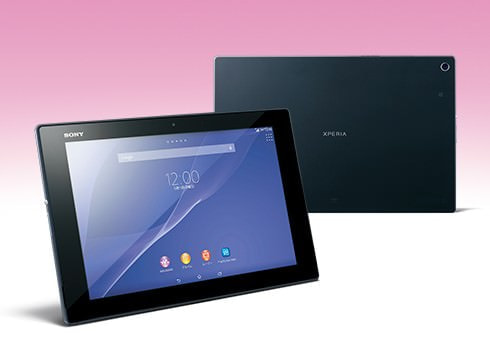 KDDI、CA/WiMAX 2+ 対応の防水/防塵タブレット「Xperia Z2 Tablet SOT21」を7月5日に発売