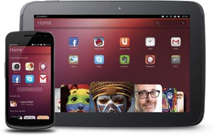 Ubuntu 14.10では、コンバージド OS が実現?