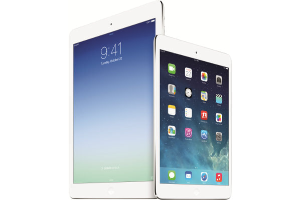 Apple、iPad Air などの SIM ロックフリー版を発売、直販サイトで