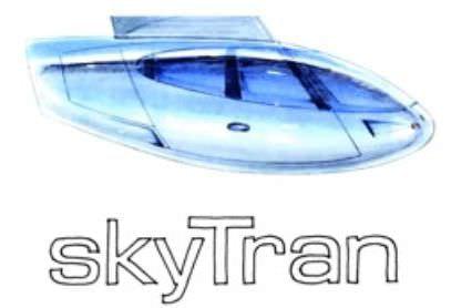 SF が現実に、米企業がイスラエルに2人乗り磁気浮上型の交通システム「skyTran」を試験建設