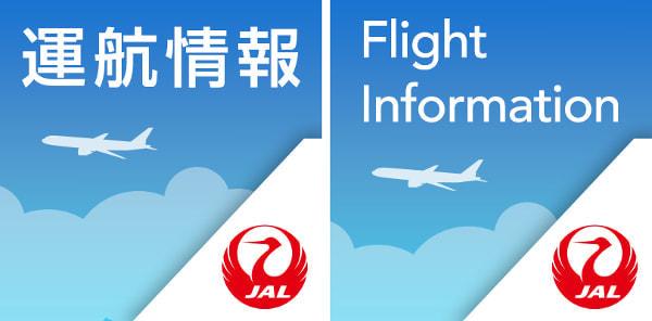 JAL、運行見通しをつぶやく Twitter アカウント開設、台風接近時にも最新情報を発信
