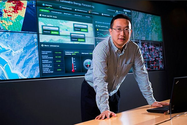 Green Horizon プロジェクトのリーダーを務める IBM の Jin Dong 氏